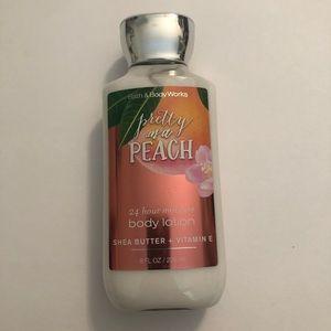 Pretty As A Peach Bath & Body Works Body Lotion